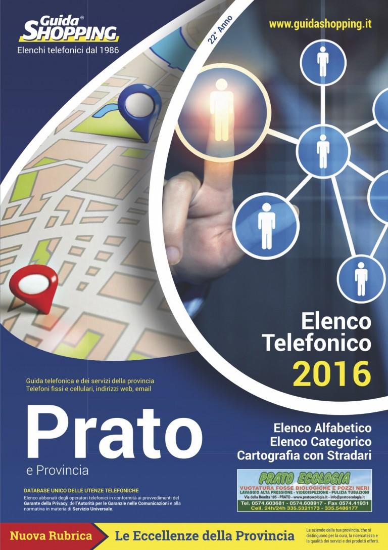 Registrati e scarica l'elenco telefonico aggiornato di Prato e Provincia